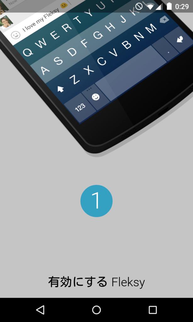 世界最速スマホ向け文字入力アプリ「Fleksy」を試してみたよ