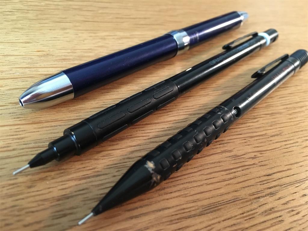 ぺんてるの筆記具が好きなので定番をいくつか紹介するよ