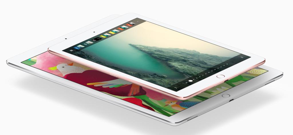 iPad Pro9.7が登場してiPad Air2が値下げ、どっちを買ったらいいかイマイチ分からないので調べた