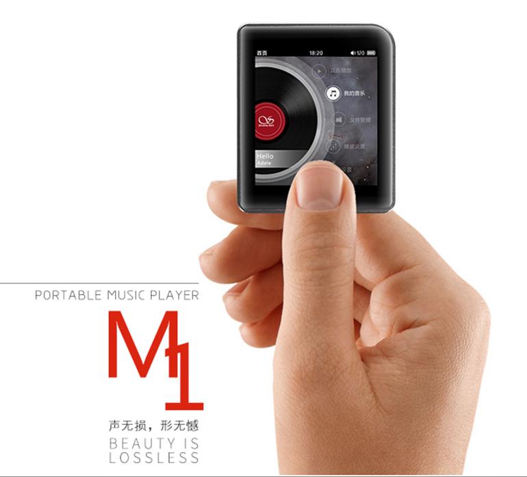 Shanlingより、コンパクトDAP、「Shanling M1」がクラウドファンディングとして登場。