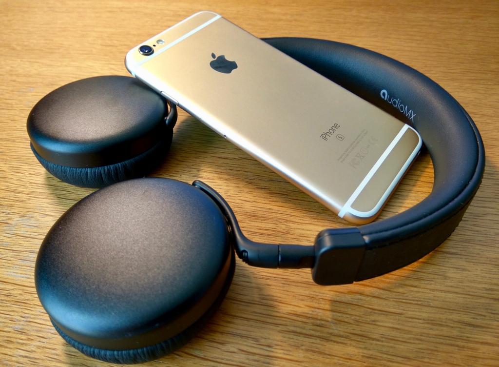 コンパクトなBluetoothヘッドフォン、audioMX「MX10」レビュー