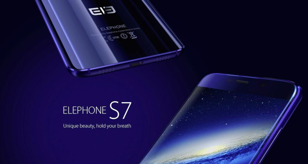 ElePhone S7がプレセール開始。10コアのHelio X20採用で$149より!