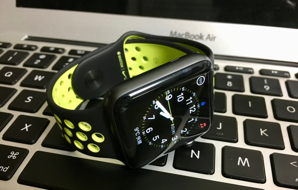 Apple Watch series2を買ってみたら思ったより便利だったけども、この良さは実際に使わないと分からないという話