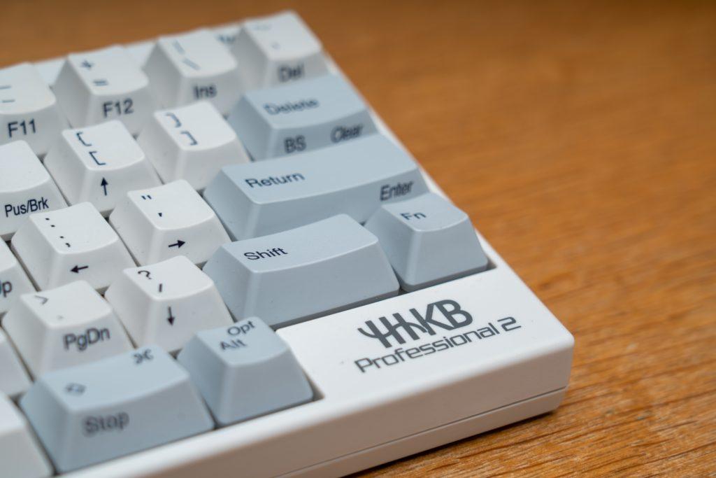 Happy Hacking Keyboard Type-Sが最高だという話をしよう