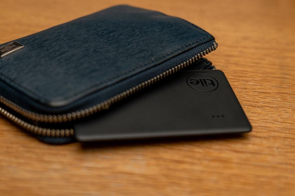 財布に入る厚さ2mmの紛失防止タグ「Tile Slim(2020)」レビュー