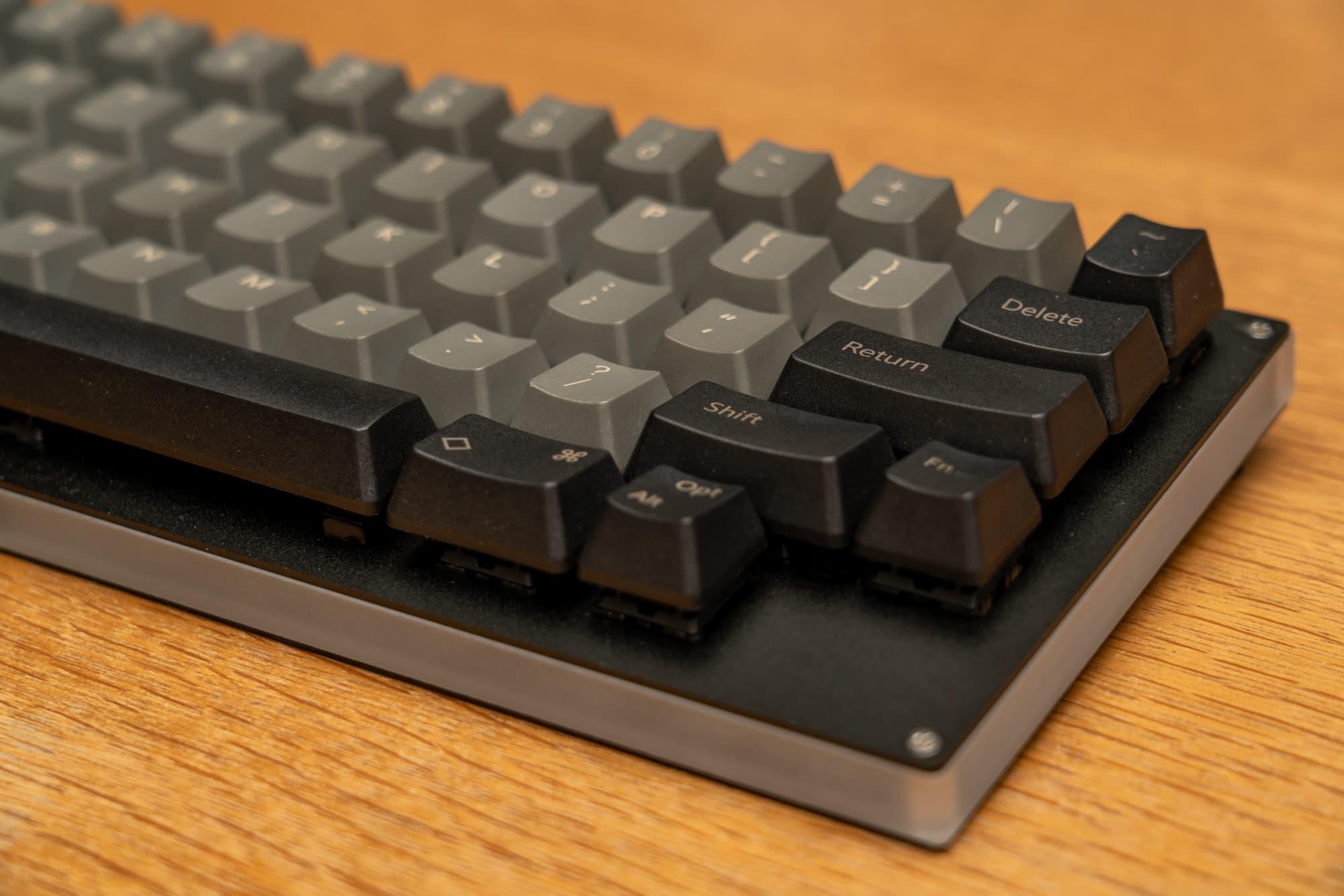 謎のHHKBコピーなメカニカルキーボードを購入した