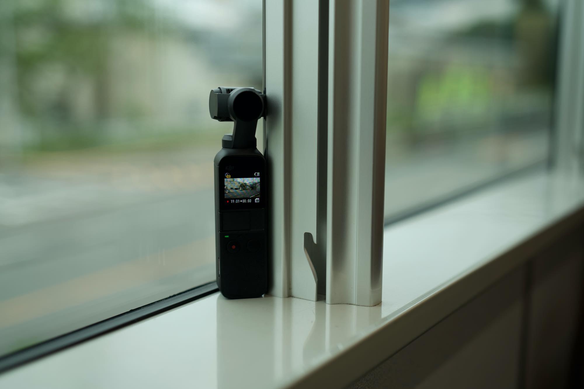 今更ながら DJI osmo pocketが超旅行向きカメラでナイスだという話
