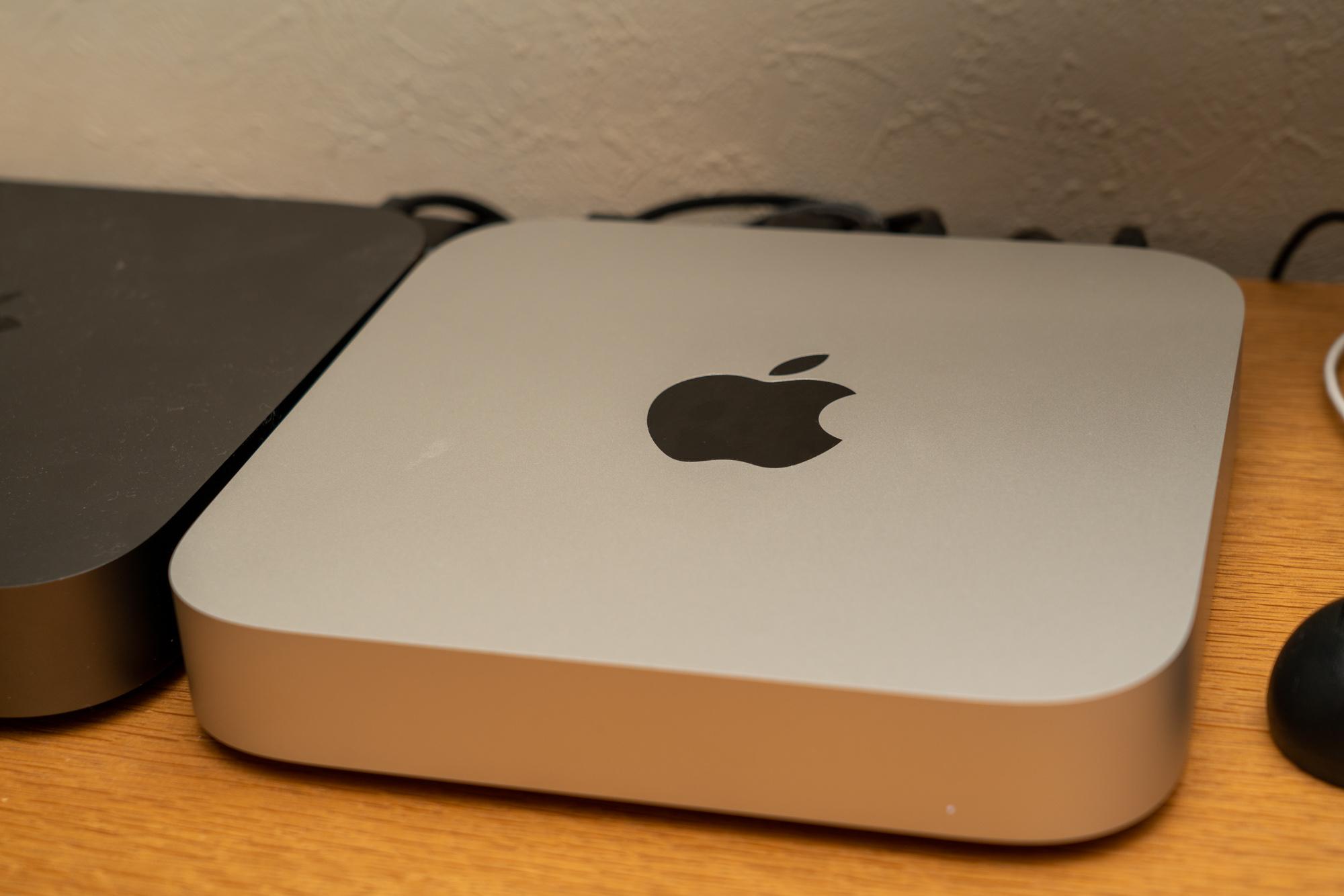 【レビュー】Apple Silicon搭載Mac mini M1を購入しました。Mac mini 2018年モデルとの比較など