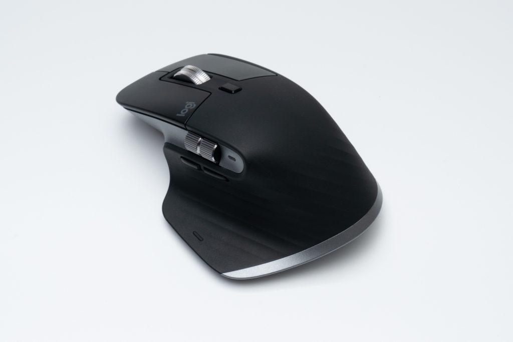 【レビュー】Logicool MX MASTER 3 for Macを購入。前モデルMX MASTER 2Sとの比較など