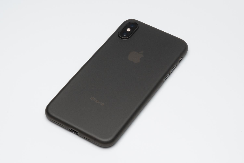 【レビュー】超軽量薄型iPhoneケースCASEFINITE Frost Airを購入しました